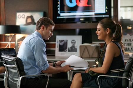 Justin Timberlake és Mila Kunis