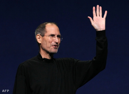 Steve Jobs nem győzte le a rákot