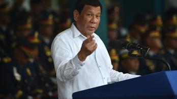 Duterte arról mesélt, hogyan próbálta meg molesztálni a szolgálólányukat