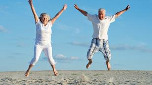 Kevés edzéssel is megállítható az agy öregedése