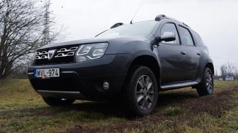Használtteszt: Dacia Duster 1,5 dCi Exception 4x4 - 2014.
