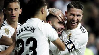 64 meccs, 0 piros: a Real 2018 fair play-bajnoka