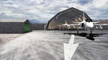 Bárhol felállítható repülőgéphangárt vesz a Magyar Légierő