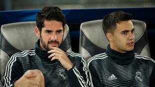 Hiába a padoztatás, Iscónak esze ágában sincs mennie Madridból
