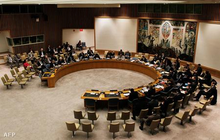 Az ENSZ Biztonsági Tanácsa