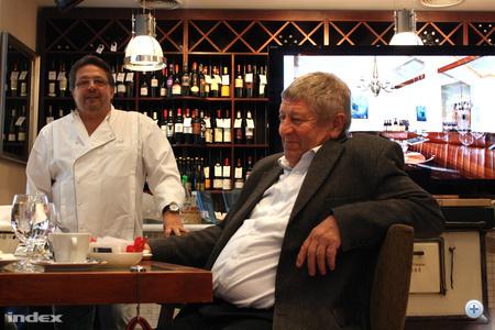 Bíró Lajos és Bock József