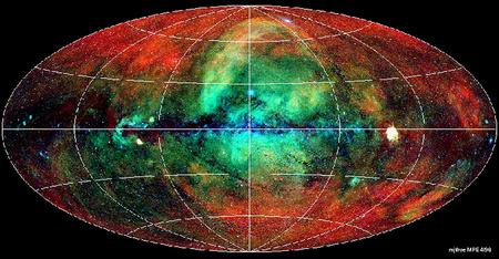 Mit adott nekünk a Rosat? Például az Univerzum csillagmilliárdjainak e gyönyörű röntgenfotóját.