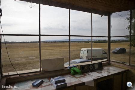 A dunakeszi repülőtér.