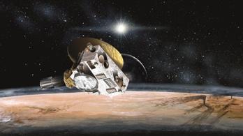 Átrepült a NASA űrszondája az eddigi legtávolabbi vizsgált égitest felett