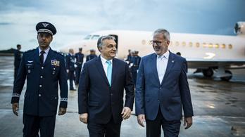Orbán Viktor és populista haverjai a trópusok Trumpjának gazsulálnak