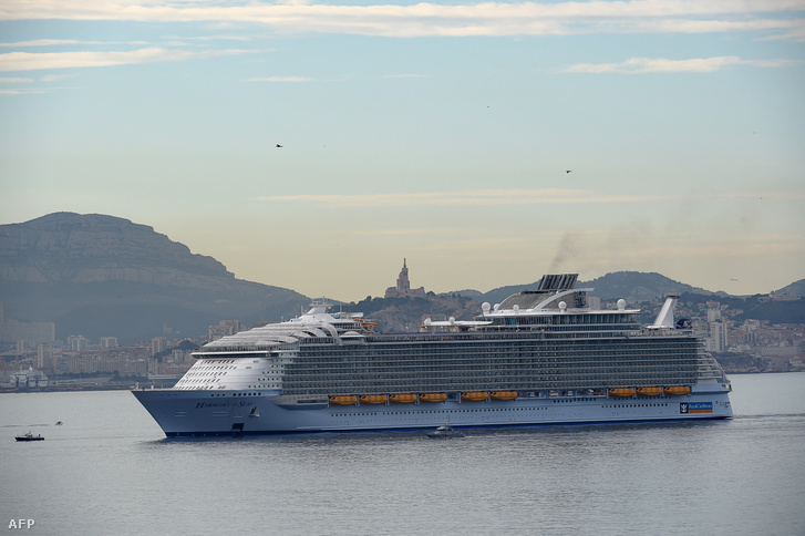 A Harmony of the Seas