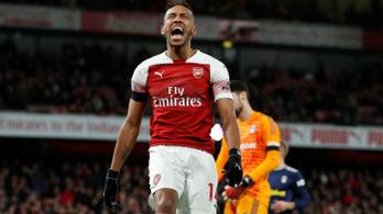 Az Arsenal tönkreverte a Fulhamet az új év első napján