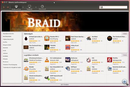 A Braid állítólag nagyon jó játék, 10 dollárért megvehető.