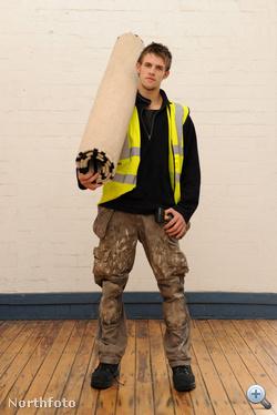 Michael Scott padlószőnyegesként