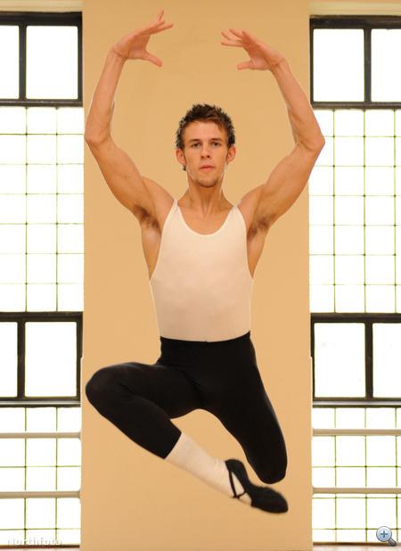 Michael Scott balett-táncosként