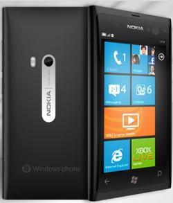 Nokia 800 Windows operációs rendszerrel