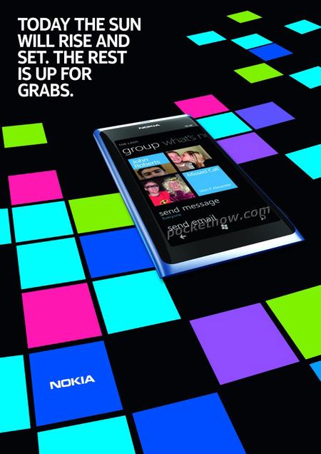 Az új Nokia hirdetési tervei napokkal ezelőtt kiszivárogtak