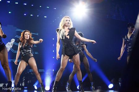 Spears koncertezik