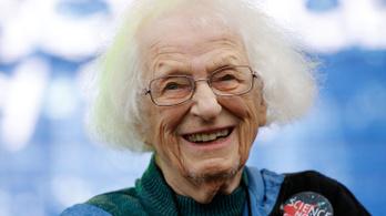 Meghalt a Hubble űrtávcső anyja