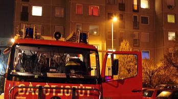 Tűz volt egy kazincbarcikai panelban, egy ember meghalt