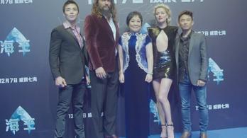 Több mozi van Kínában, mint az Egyesült Államokban