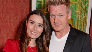 Gordon Ramsay felesége megint várandós