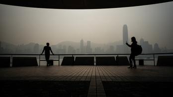 Kínában felvették a harcot a szmoggal, súlyos ózonszennyezés lett a vége