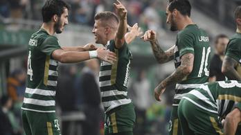 A Fradi idén télen is bejutott az Európa Liga csoportkörébe