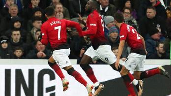 Négyből négy: szárnyal a Manchester United Mourinho kirúgása óta