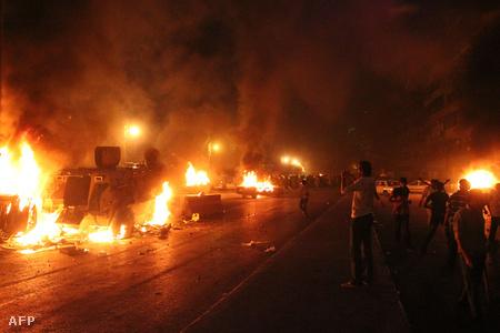 Kairói éjszakák