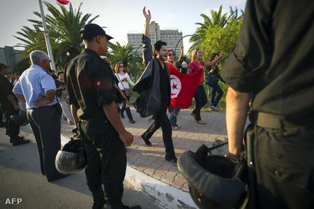 Tunéziai nappalok