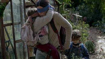 A Netflix szerint egy csomó baleset történik Sandra Bullock filmje miatt