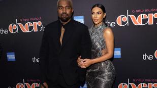 Fia születik Kim Kardashiannak és Kanye Westnek