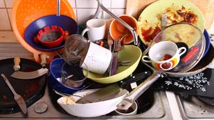 10+1 tipp azoknak, akik szívből utálnak mosogatni