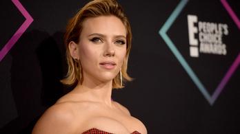 Scarlett Johansson: Az internet a sötétség féregjárata