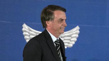 Bolsonaro kezdésnek nekiment a civil szervezeteknek