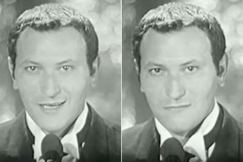 Korda György egy 1967-es felvételen, ekkor volt 28 esztendős.