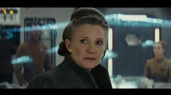 Sok jelenete lesz Leiának a Star Wars 9-ben