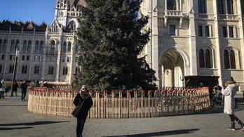 Nem lett karácsonyi ajándék a Kossuth téri szánkókból