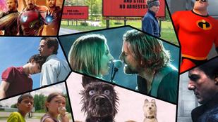 Mi volt 2018 legjobb filmje? Szavazz!