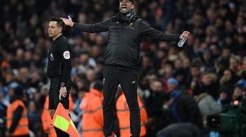 Oda a Liverpool veretlensége, győzött a City