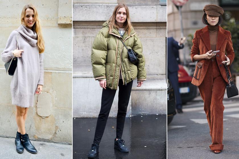 Téli ruhák, amik durván kövérítenek - Szélesebbnek, zömökebbnek mutatják az alakot