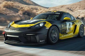Ez ma a legőszintébb Porsche