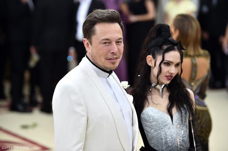 Elon Musk és Grimes