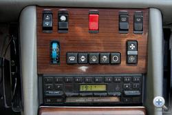 Automata klíma. Ki látott ilyet akkoriban. Meg rádiót digitális kijelzővel?