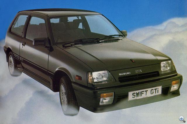 Az első Swift GTI