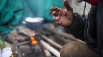 Felgyújtott egy kaposvári hajléktalantanyát, mert mindenkiből elege lett
