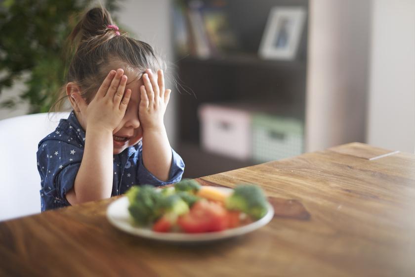 Miért válogatósak a gyerekek, és lehet-e tenni ellene? Így magyarázza a tudomány