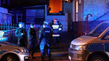 Öt tinédzser lány égett bent egy szabadulószobában Lengyelországban