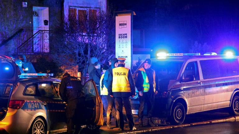 Gázpalack robbanása ölhette meg az öt tinédzserlányt a lengyel szabadulószobában